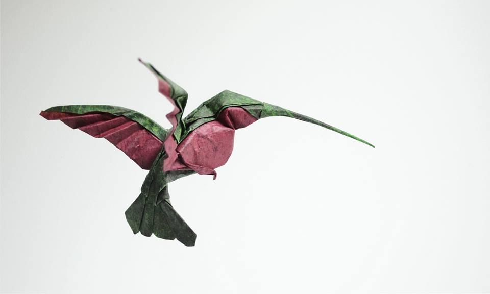 Dizzying Animal Origami Sculptures By Hoang Tien Quyet 6