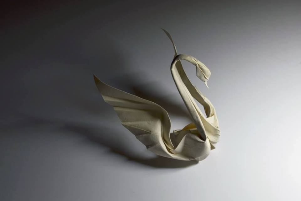 Dizzying Animal Origami Sculptures By Hoang Tien Quyet 8