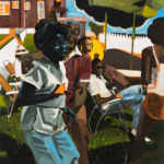 Black identity: family memories portrait paintings that highlight the African-American diaspora by Jerrell Gibbs