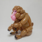 Fantastic plant and animal twisted balloon sculptures by Masayoshi Matsumoto