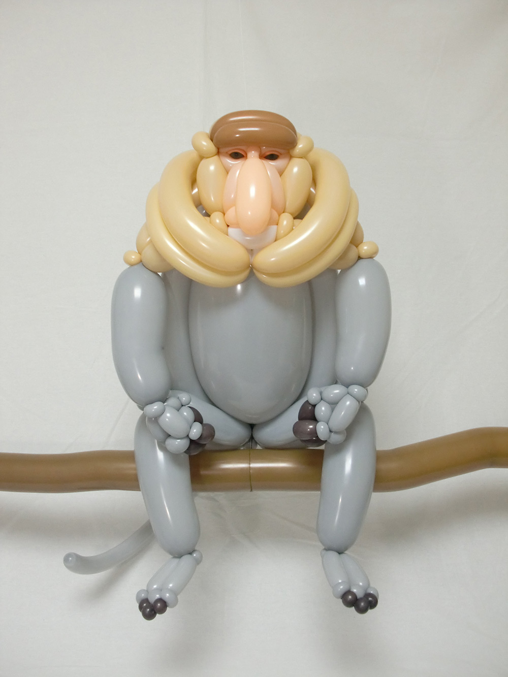 Fantastic Plant And Animal Twisted Balloon Sculptures By Masayoshi Matsumoto 6