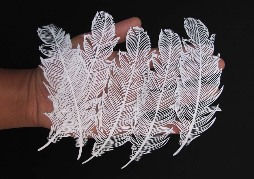The Beautiful And Delicate Paper Cutting Art Of Parth Kothekar 1