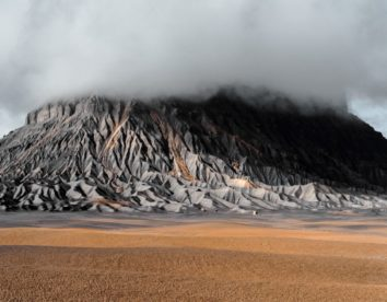 """""""West I"""": magnificent desert landscape photography series by Cody Cobb"""