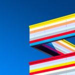 """Colorful Boxes"": an architectural photography series by Andreas Levers"