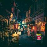 Charming night photographs of Tokyo's streets by Masashi Wakui