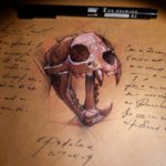Marvelous drawings and sketches made by a mysterious Hungarian artist