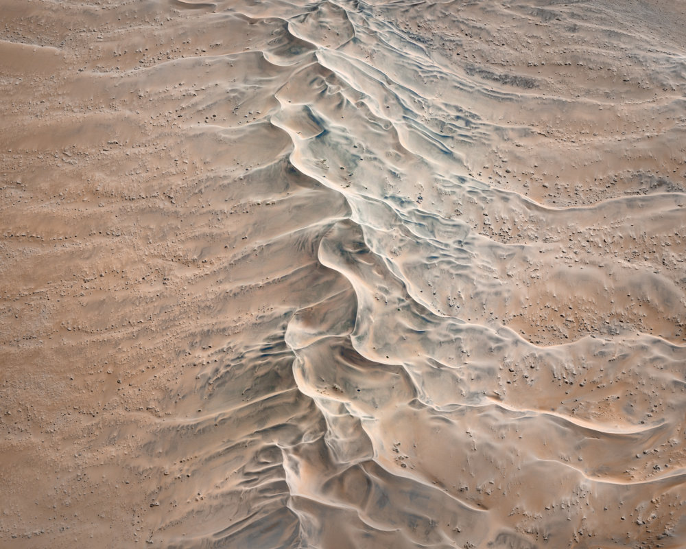 Mesmerizing Aerial Photographs Of Namibias Desert By Leah Kennedy 6