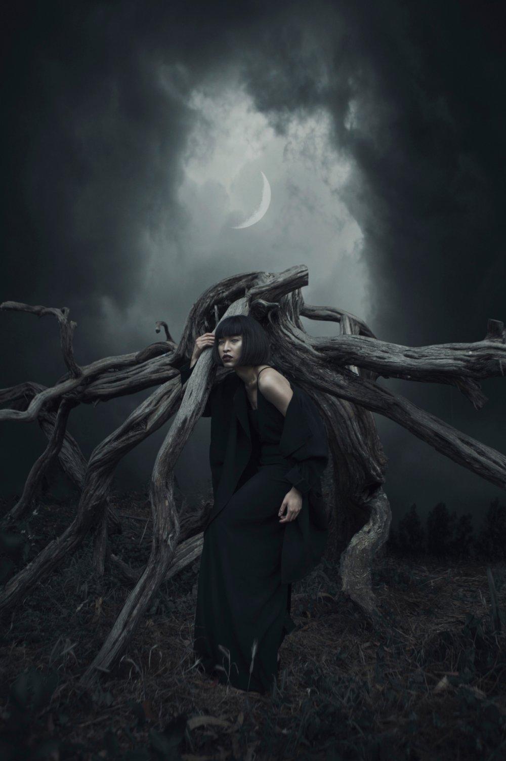 The Dark And Arcane Photography Of Karina Boissonnier 1
