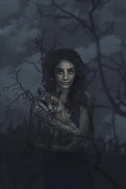 The Dark And Arcane Photography Of Karina Boissonnier 10