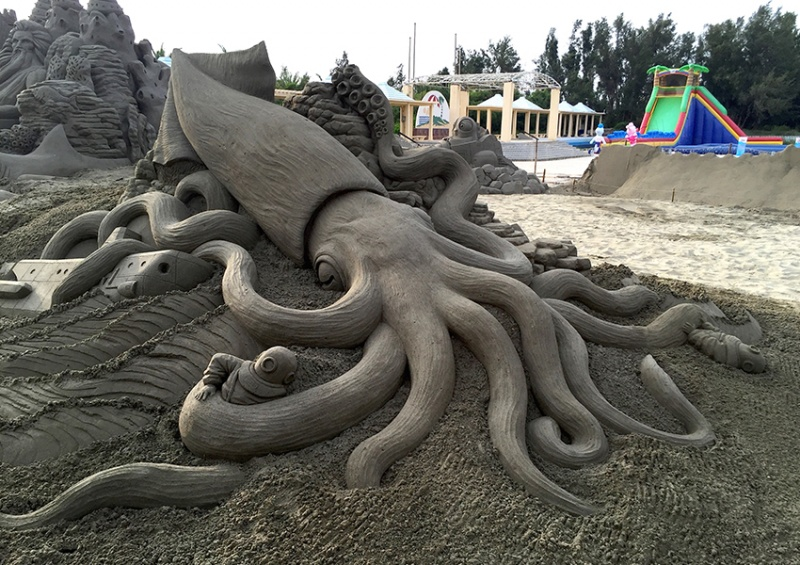 The Incredibly Intricate Sand Sculpture Of Toshihiko Hosaka 3