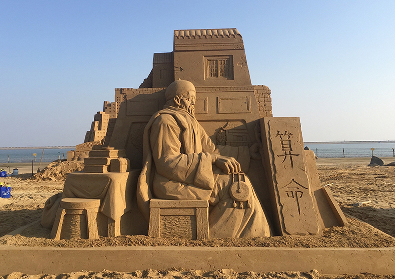 The Incredibly Intricate Sand Sculpture Of Toshihiko Hosaka 4