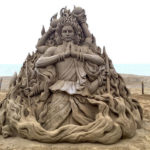 The incredibly intricate sand sculptures of Toshihiko Hosaka