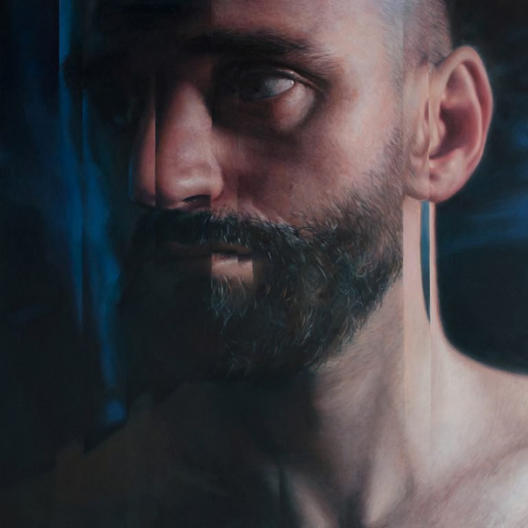 Introspective And Emotional Photo Realism Portraits By Viktoria Savenkova 16