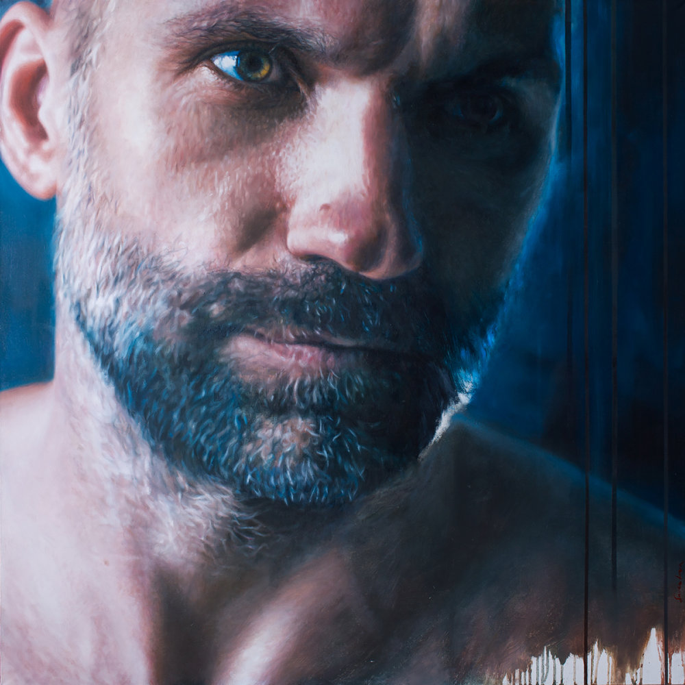 Introspective And Emotional Photo Realism Portraits By Viktoria Savenkova 7