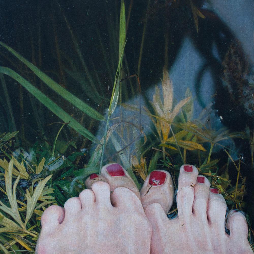 Introspective And Emotional Photo Realism Portraits By Viktoria Savenkova 8