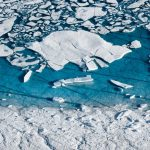 Climate change effects in Greenland registered by the aerial photographs of Tom Hegen
