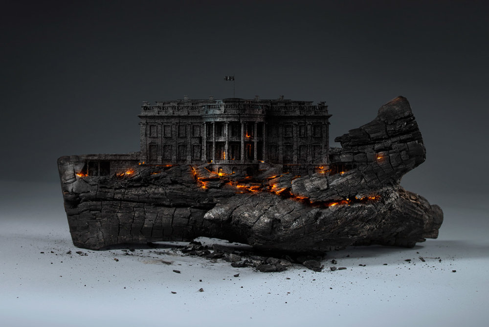 Deconstruction Of America A Critic View On The American Society By Mike Campau 1
