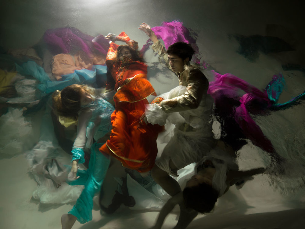 Sublime Underwater Photographs With Baroque Like Scenarios By Christy Lee Rogers 4
