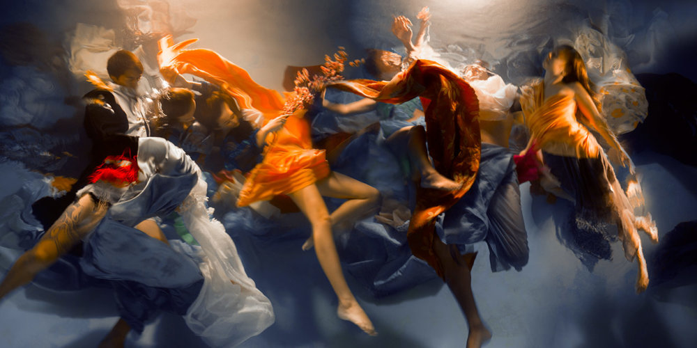 Sublime Underwater Photographs With Baroque Like Scenarios By Christy Lee Rogers 7