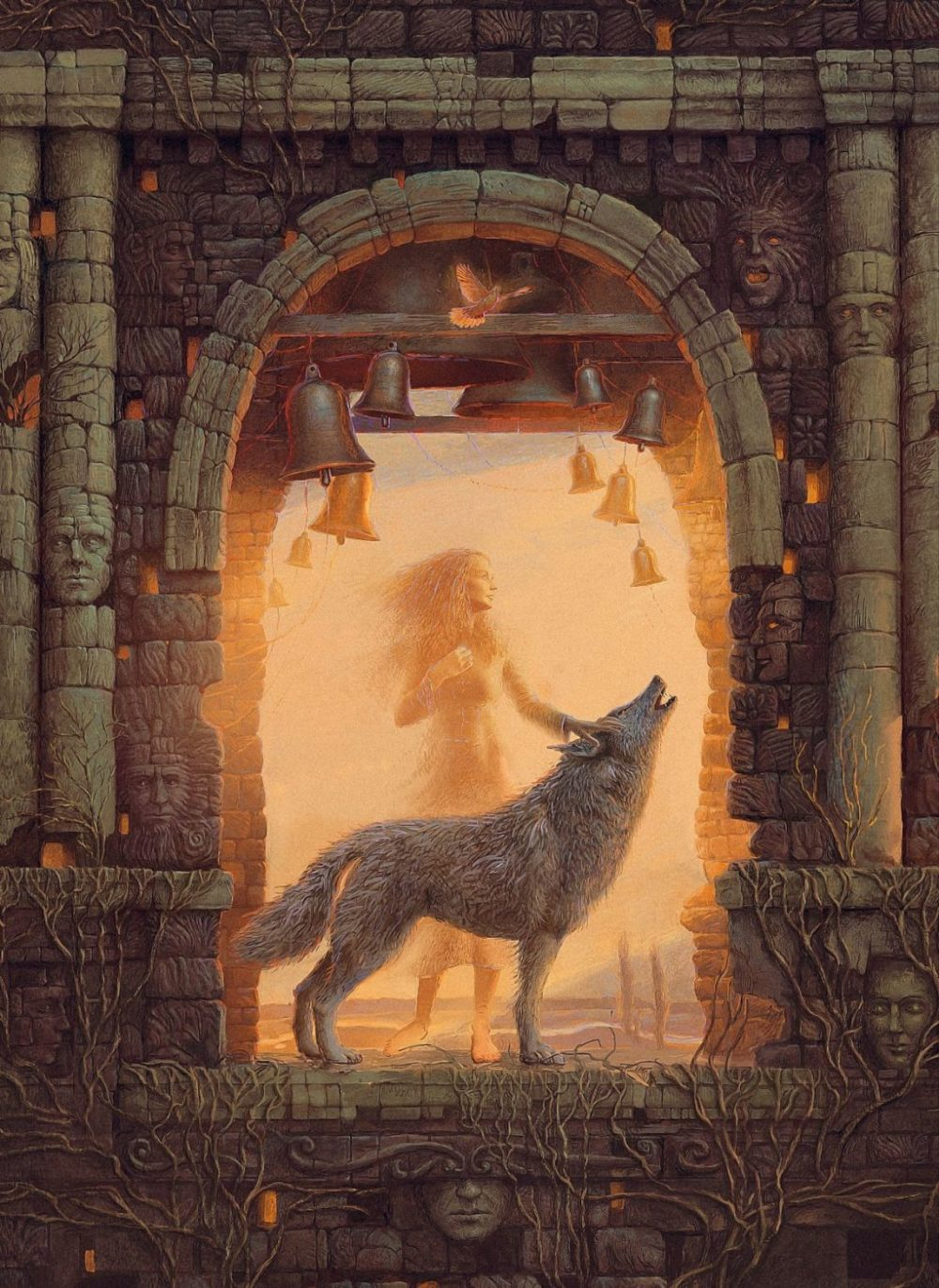 Surreal And Imaginative Book Illustrations By Andrew Ferez 2