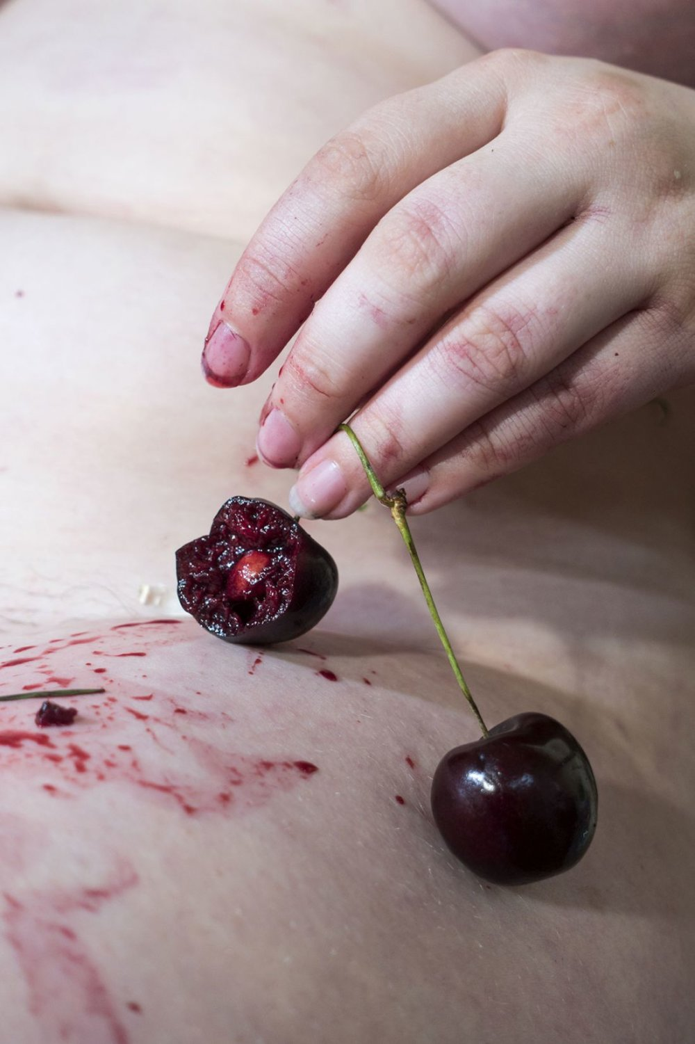 The Visceral Photography Of Maisie Cousins 9