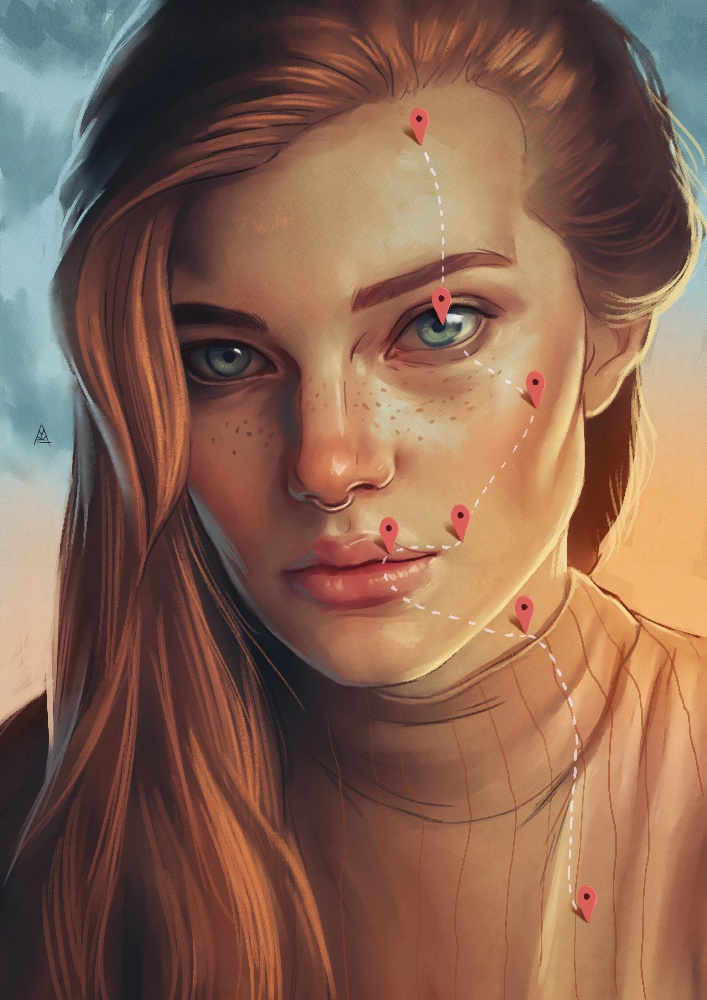 Awesome Surreal Illustrations And Digital Paintings By Aykut Aydogdu 1