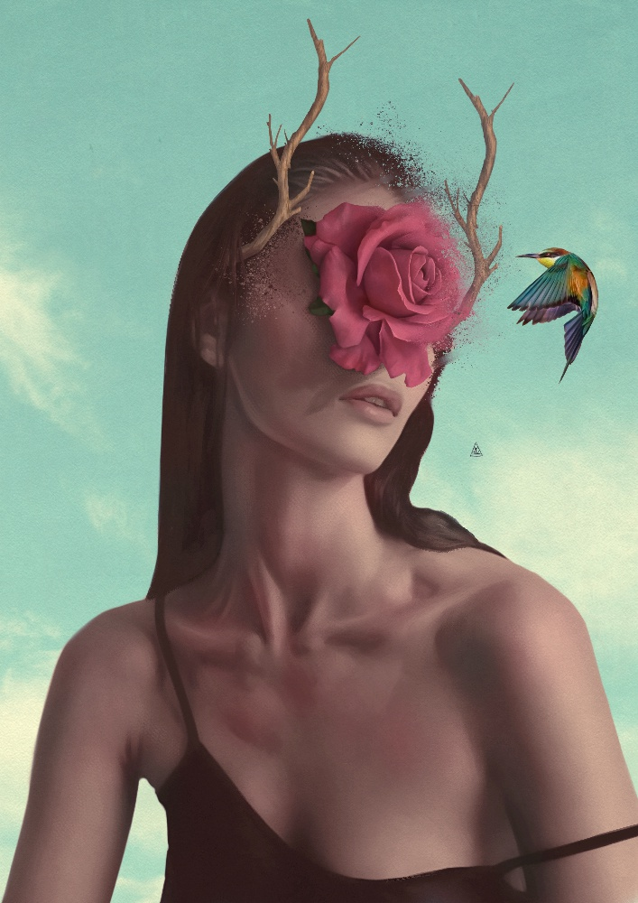 Awesome Surreal Illustrations And Digital Paintings By Aykut Aydogdu 10