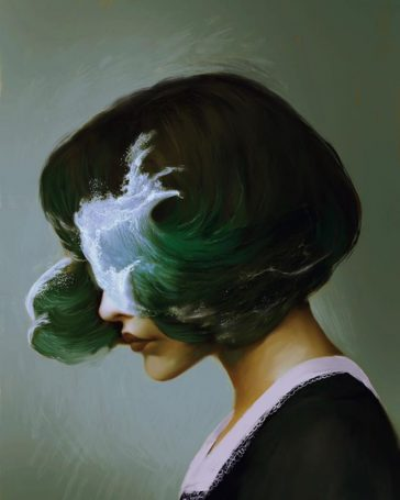 Awesome surreal illustrations and digital paintings by Aykut Aydogdu
