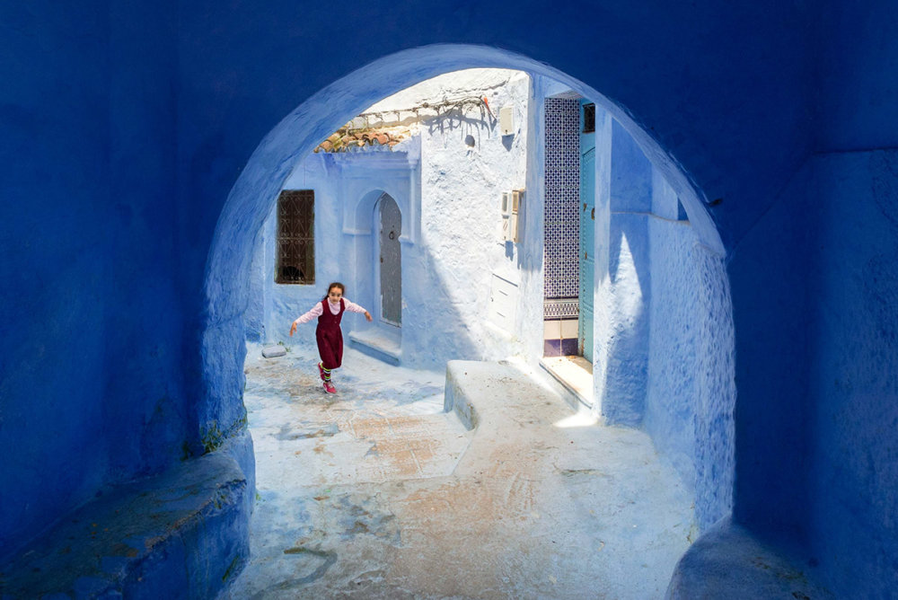 Chefchaouen A Blue City Captured By The Lenses Of Tiago Marques And Tania De Pascalis 1