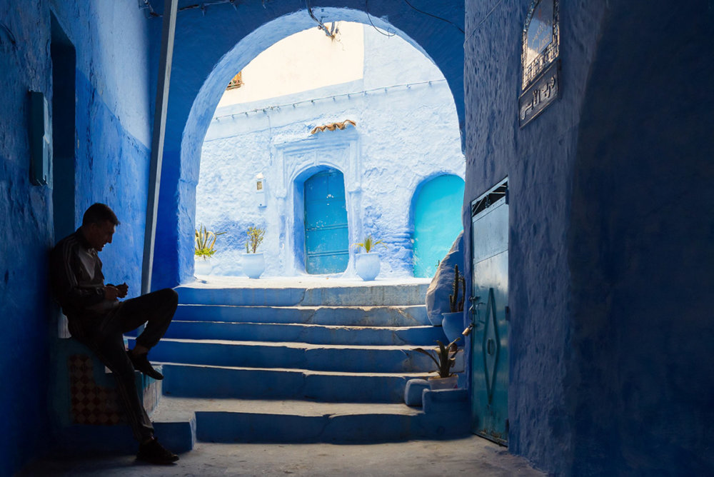 Chefchaouen A Blue City Captured By The Lenses Of Tiago Marques And Tania De Pascalis 2