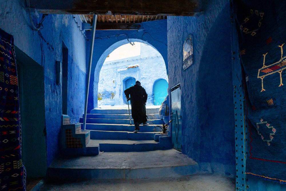 Chefchaouen A Blue City Captured By The Lenses Of Tiago Marques And Tania De Pascalis 3