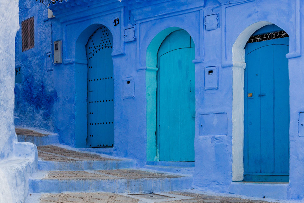 Chefchaouen A Blue City Captured By The Lenses Of Tiago Marques And Tania De Pascalis 5