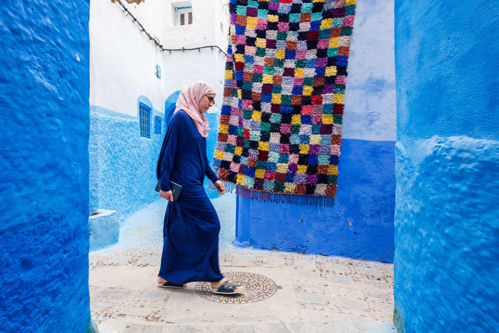 Chefchaouen A Blue City Captured By The Lenses Of Tiago Marques And Tania De Pascalis 8