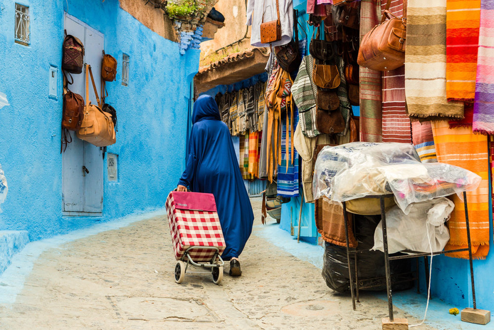Chefchaouen A Blue City Captured By The Lenses Of Tiago Marques And Tania De Pascalis 9