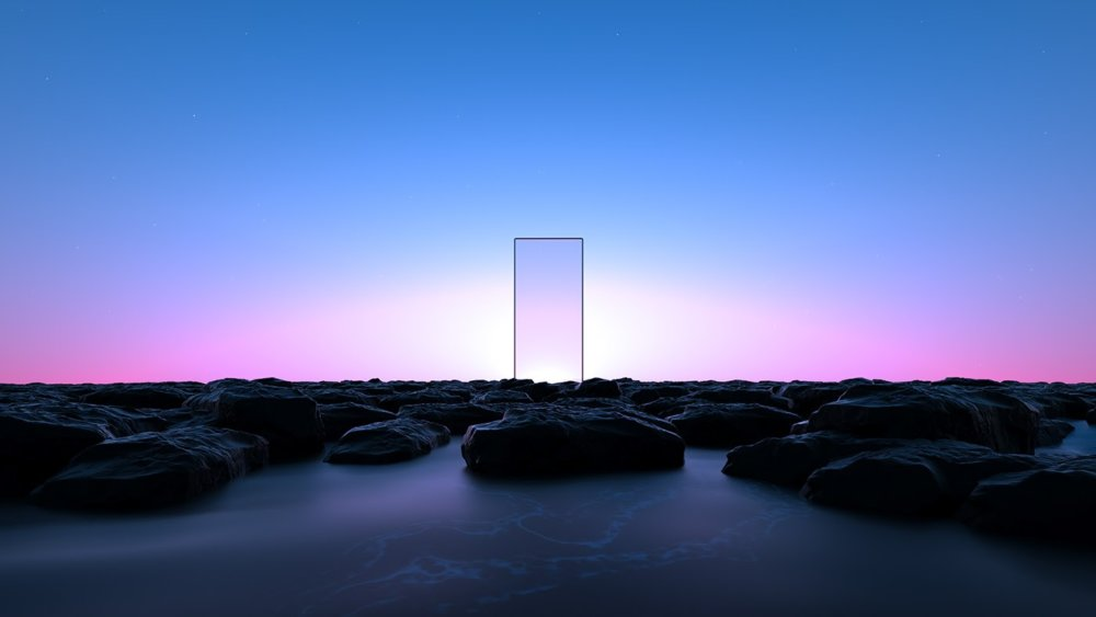 Cogitation Of Glass 3d Digital Illustrations By Karan Gujar 3