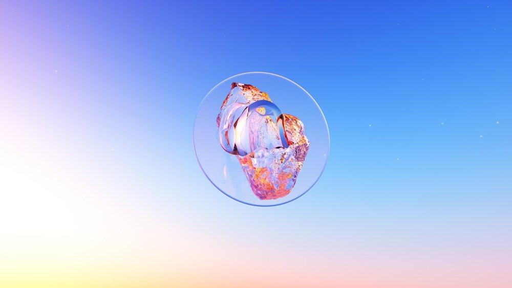 Cogitation Of Glass 3d Digital Illustrations By Karan Gujar 7