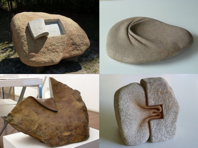 Extraordinary Hand Carved Stone Sculptures That Look Like Theyre Made Of Soft Putty By Jose Manuel Castro Lopez 12