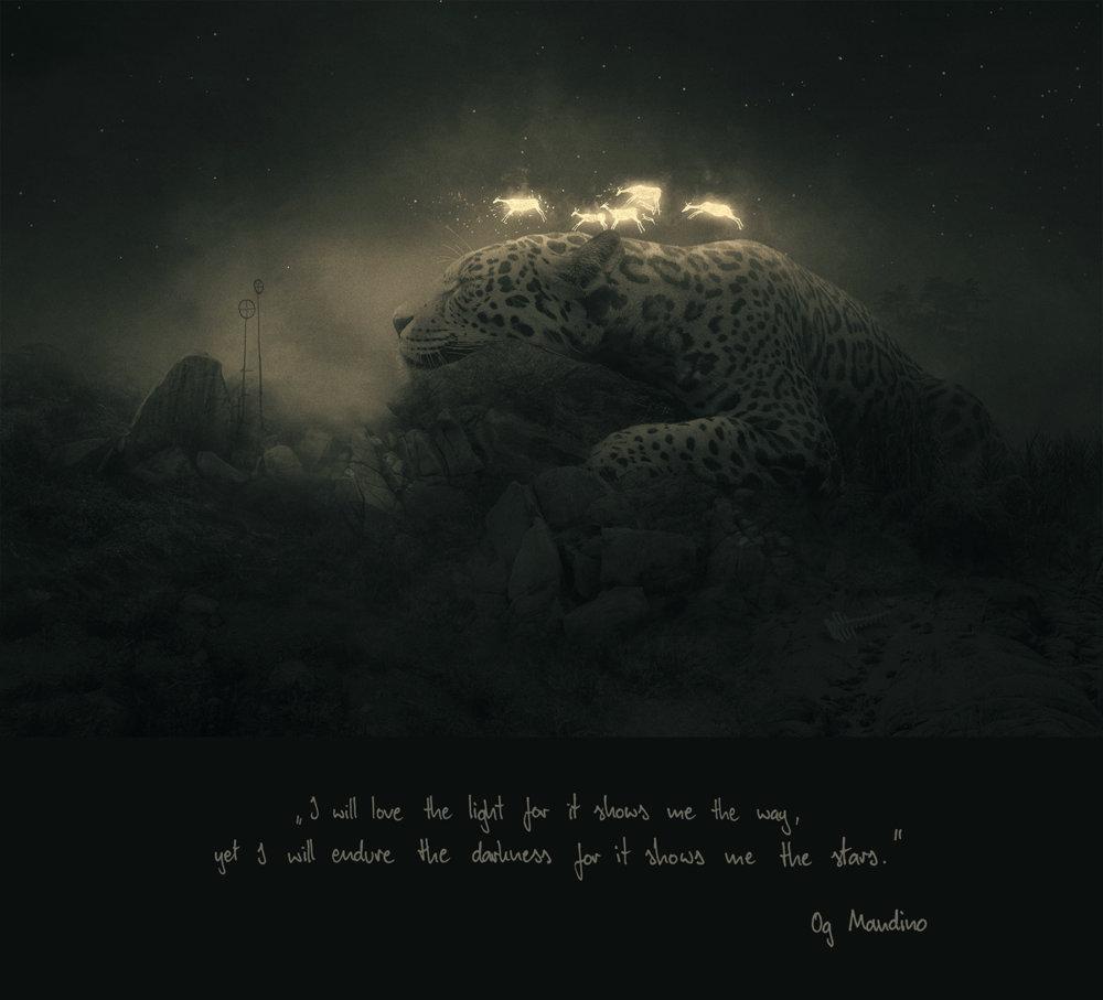 Fabulous Illustrations Of Mystic Beings In Gloomy Scenarios By Dawid Planeta 2