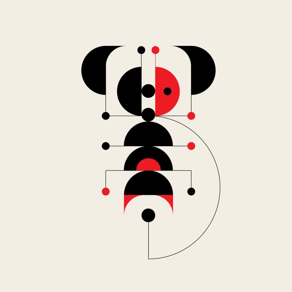 Fauna A Modernist And Minimalist Illustration Series By Adam Goldberg 4