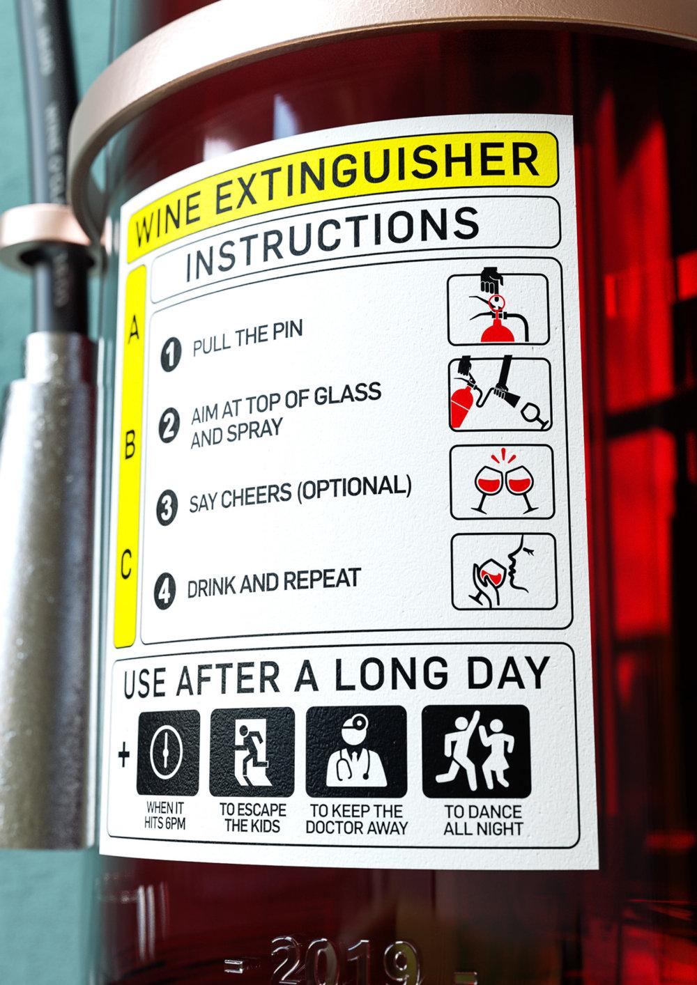 In Case Of Emergency 3d Digital Illustration Series By Ben Fearnley 5