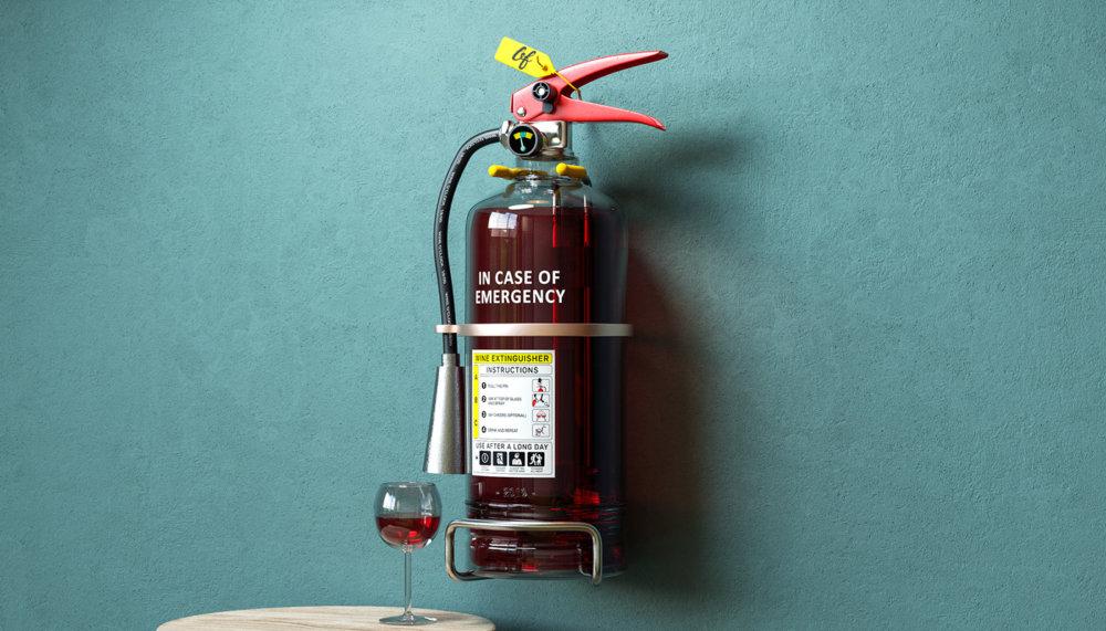 In Case Of Emergency 3d Digital Illustration Series By Ben Fearnley 8