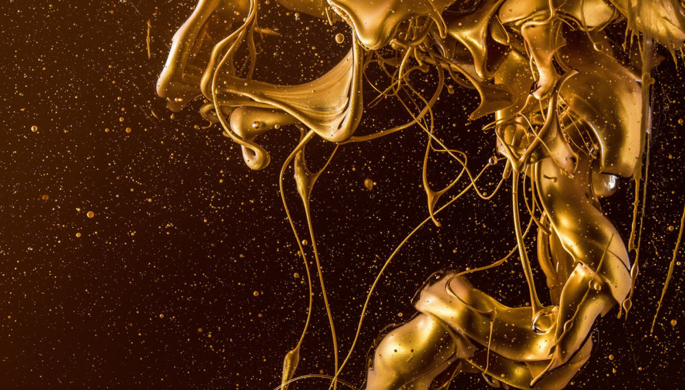 Liquid Gold The Golden Surrealism Of Paul Hollingworth 3
