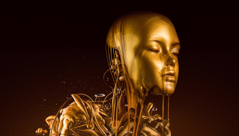 Liquid Gold The Golden Surrealism Of Paul Hollingworth 6