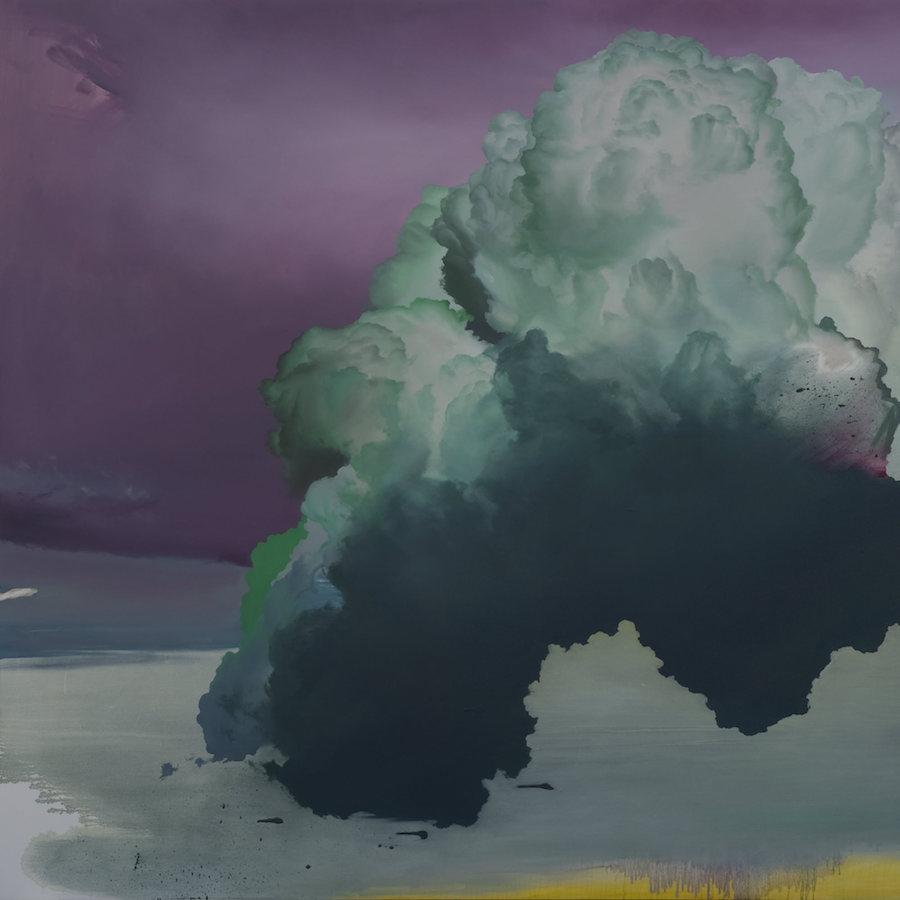 Splendid Cloud Paintings By Ian Fisher 2