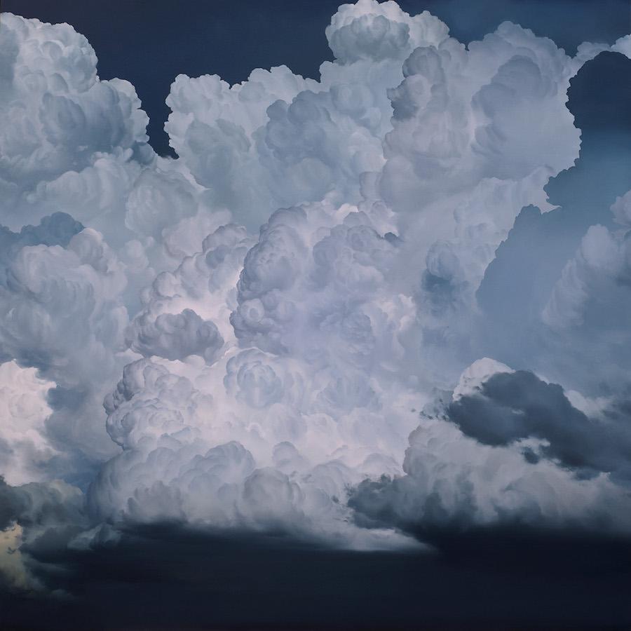 Splendid Cloud Paintings By Ian Fisher 3