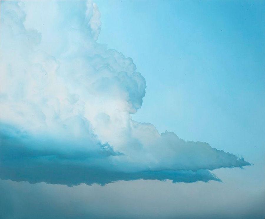 Splendid Cloud Paintings By Ian Fisher 4