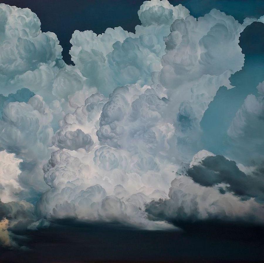 Splendid Cloud Paintings By Ian Fisher 5