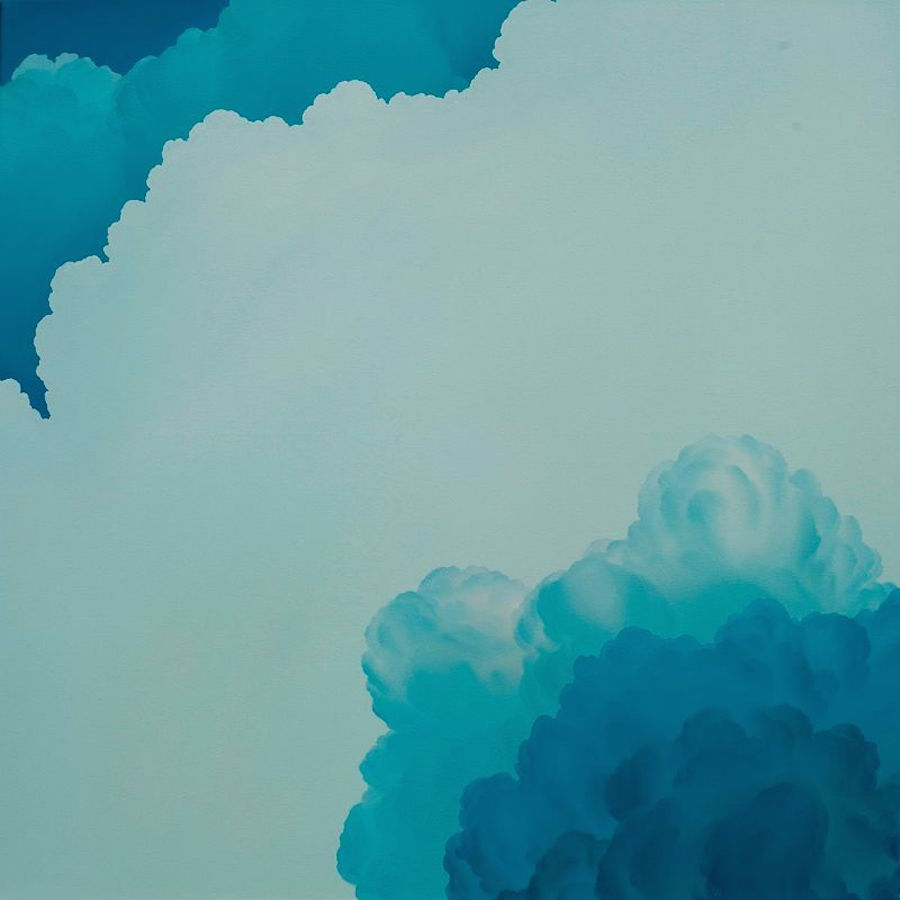 Splendid Cloud Paintings By Ian Fisher 6
