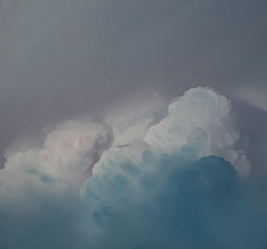 Splendid Cloud Paintings By Ian Fisher 8