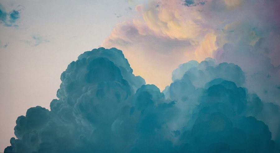 Splendid Cloud Paintings By Ian Fisher 9